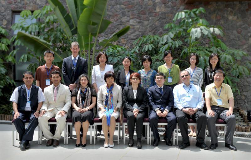 Project Steering Committee Meeting 2014